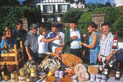 Bed and breakfast gure lana actualit s - Saint jean pied de port restaurant gastronomique ...