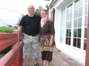 Bernard & Michelle Boutin