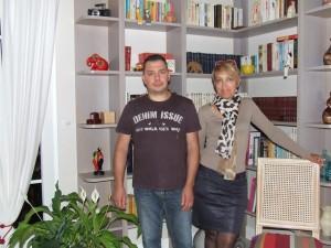 Marie-Laure et Bertrand