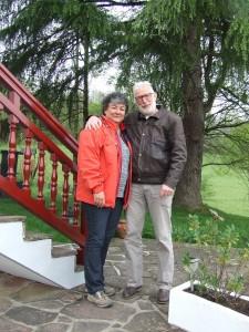Alain & Isabelle  de La Chartreuse