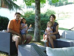 Claire Andrieux & Family (2)