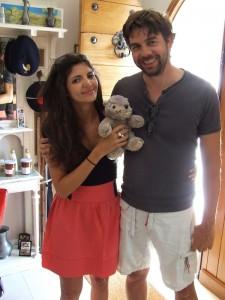 Frank & Pauline et Marmotte (1)