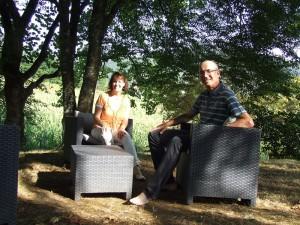 Francoise & Fabrice Diagonale des Fous (1)