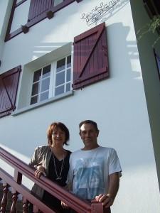 Francine et Christian 121017 (1)